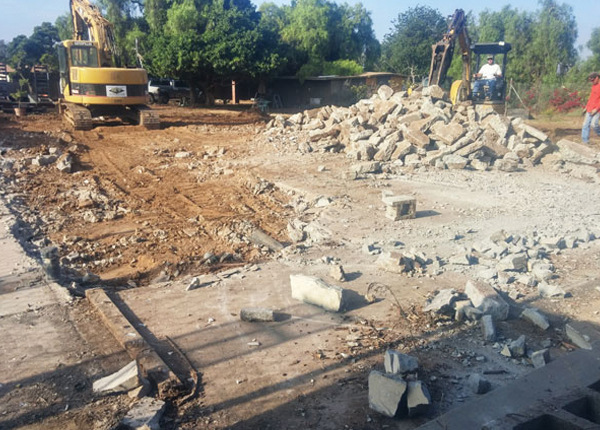 Commercial/Residential Demolition Del Mar