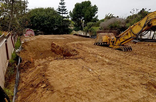 Site Preparation & Excavation Service