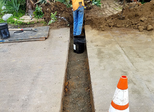 San Marcos Electric >> Underground Utility Trenching & Installation San Diego, CA | Oceanside, Carlsbad, Encinitas